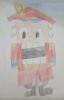 Кутлиахметов Ильмир, 2 место в конкурсе детских рисунков «Мы читаем и рисуем» (возрастная группа 8-10 лет)
