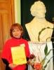Марина Ларина, участница городского литературного объединения «Диалог»