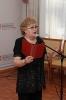 Римма Холопова, участница мартовского музыкально-поэтического квартирника в центральной городской библиотеке