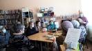 Участники беседы «Природа-целительница» в библиотеке № 10