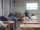 Участники Тотального диктанта - 2021 в Краснотурьинском индустриальном колледже
