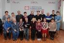 Участники Форума поэтов Северного Урала в центральной городской библиотеке
