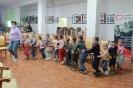 Участники литературно-игровой программы, посвященной Международному дню защиты детей, в центральной городской библиотеке