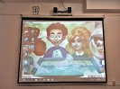 Интерактивная стена «Лабрадор»
