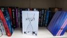 Книга «Жребий» уральской писательницы Натальи Паэгле пополнила фонд центральной городской библиотеки