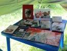 Выставка детских книг о войне «Помним! Гордимся!»