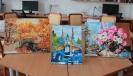 Выставка картин учениц Краснотурьинской школы-интерната