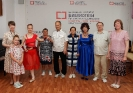 Участники музыкально-поэтического квартирника, посвященного Дню города Краснотурьинска