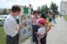 Для участников презентации грантового экологического проекта «Свежее дыхание» прошла фотовикторину «Природа и дети»