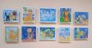 Выставка детских творческих работ «Приключения Котофея» в центральной детской библиотеке
