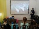 Час информации для детей «Все ли ты знаешь об интернете?!» в медизале центральной городской библиотеки