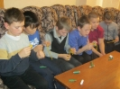Участники мастер-класса по изготовлению куклы из ниток