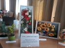 Выставка творческих работ членов городского общества инвалидов «Тебе, любимый город!» в Центральной городской библиотеке